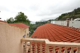 Будванская ривьера, Черногория, Пржно : Комната на 2 персоны, с балконом с видом на море, 50 метров от пляжа, с кондиционером