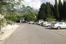Парковка в Пржно
