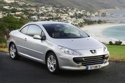 Peugeot 307 CC 2.0 автомат кабриолет : Бечичи, Черногория