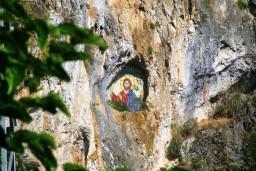 Монастырь Острог : Боко-Которская бухта, Черногория