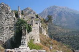 Старый Бар и Ульцинь : Бечичи, Черногория