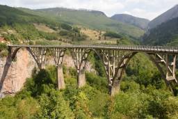 Каньоны и реки : Боко-Которская бухта, Черногория