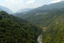 Каньоны и реки : Бечичи, Черногория