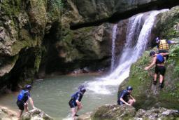 Каньонинг в Невидио : Боко-Которская бухта, Черногория
