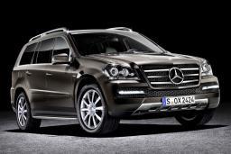 Mercedes GL350 CDI  3.5 автомат : Бечичи, Черногория