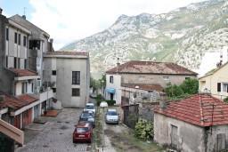 Боко-Которская бухта, Черногория, Рисан : Уютная студия для 2-3 человек, с балконом