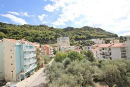 Вид. Рафаиловичи, Черногория, Рафаиловичи : Студия с балконом с видом на море, 100 метров до пляжа