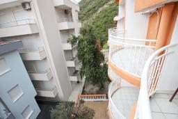 Вид. Бечичи, Черногория, Бечичи : Студия для 2 человек, с балконом