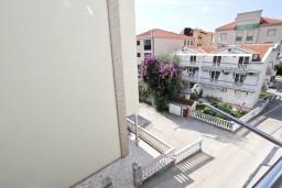Вид. Бечичи, Черногория, Бечичи : Студия в Бечичи с балконом в 400 метрах от моря
