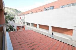 Вид. Боко-Которская бухта, Черногория, Котор : Студия для 2-3 человек, с балконом, 50 метров до моря