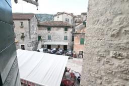 Вид. Боко-Которская бухта, Черногория, Котор : Уютная студия в Которе с террасой