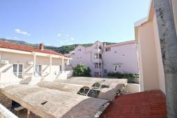 Вид. Будванская ривьера, Черногория, Будва : Комната для 2 человек, с балконом