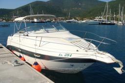 Моторный катер Glastron 249. Макс 8 чел : Боко-Которская бухта, Черногория