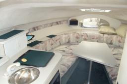 Моторный катер Glastron 249. Макс 8 чел : Бечичи, Черногория