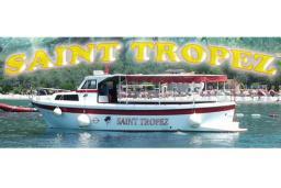 Прогулочный корабль Saint Tropez для групп до 40 человек : Будванская ривьера, Черногория