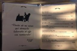 Ресторан Caffe Del Mare в Доброте