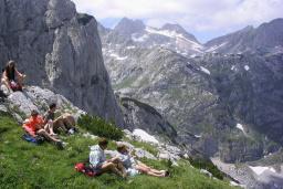 Треккинг - горный пеший туризм : Бечичи, Черногория