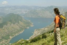Треккинг - горный пеший туризм : Боко-Которская бухта, Черногория