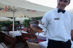 Ресторан Olimpia в Будве