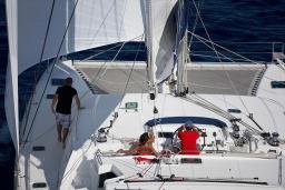 Катамаран Lagoon 500 charter : Бечичи, Черногория