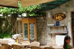 Кафе Ice Club MB в Будве