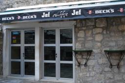 Кафе Jef в Будве