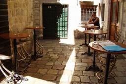 Кафе Carampana в Которе