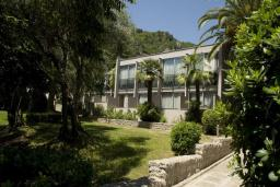 Фасад дома. Бечичи, Черногория, Бечичи : Двухместный номер в Tara Magnolia Villas