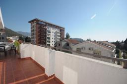 Балкон. Бечичи, Черногория, Будва : Апартамент с 2-мя спальнями (APP 04+1)