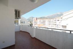 Балкон 2. Бечичи, Черногория, Будва : Апартамент с 2-мя спальнями (APP 04+1)