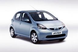 Toyota Aygo 1.0 автомат : Бечичи, Черногория