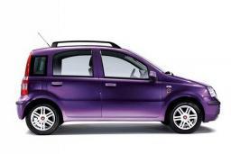 Fiat Panda 1.2 механика : Будванская ривьера, Черногория