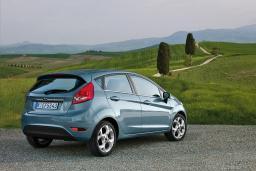 Ford Fiesta 1.2 механика : Будванская ривьера, Черногория