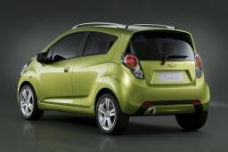 Chevrolet Spark 0.8 автомат : Бечичи, Черногория