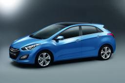 Hyundai i30  1.6 автомат : Бечичи, Черногория