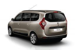 Dacia Lodgy 1.5 механика : Бечичи, Черногория