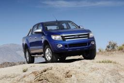 Ford Ranger 2.5 механика : Бечичи, Черногория