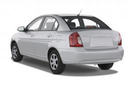 Hyundai Accent 1.6 механика : Бечичи, Черногория
