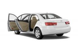 Hyundai Sonata 2.4 автомат : Бечичи, Черногория