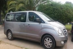 Hyundai H-1 wagon 7+1 2.5 автомат : Бечичи, Черногория