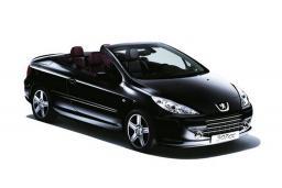 Peugeot 307 CC 1.6 механика кабриолет : Бечичи, Черногория