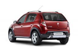 Dacia Sandero Stepway 1.5 механика : Бечичи, Черногория