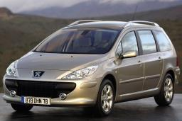 Peugeot 307 SW 2.0 автомат : Бечичи, Черногория
