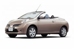 Nissan Micra Cabrio 1.4 механика кабриолет : Бечичи, Черногория