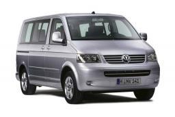 Volkswagen T5 Transporter 1.9 механика : Бечичи, Черногория