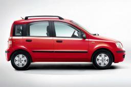 Fiat Panda 1.2 механика : Боко-Которская бухта, Черногория