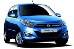 Hyundai i10 1.1 механика : Бечичи, Черногория