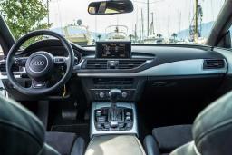 Audi A7 3.0 автомат : Боко-Которская бухта, Черногория