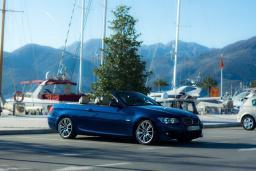 BMW 3 Cabriolet 3.0 автомат кабриолет : Бечичи, Черногория