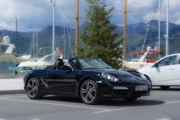 Porsche Boxter 2.9 автомат кабриолет : Будванская ривьера, Черногория